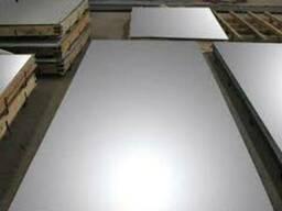 Лист нержавеющий матовый 3, 0*1500*3000 mm AISI 304