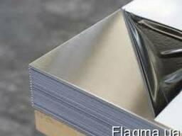 Лист нержавеющий пищевой 1,2х1250х2500 мм зеркало