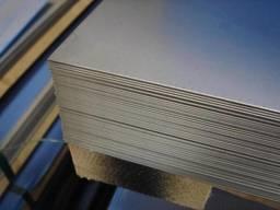 Лист алюминиевый гладкий, мягкий, твердый, АД35, Д16Т, Д1Т