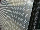 Алюминиевый рифленый лист для фитнес - залов и авто-заправок - фото 6