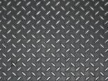 Алюминиевый рифленый лист для фитнес - залов и авто-заправок - фото 8