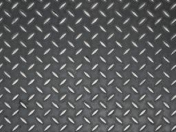 Алюминиевый лист рифленый квинтет толщ. 1мм - 4мм АД0, АМГ