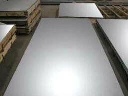 Лист нержавеющий сталь AISI 316 2х1500х3000мм