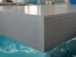 3, 0*1000*2000 mm AISI 430 Лист нержавеющий