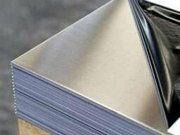 Лист из нержавеющей стали 1. 2 мм 1, 25х2, 5 AISI 304 2B