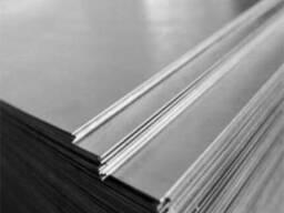 Лист нержавіючий AISI 304, 321 від виробника, 0. 5; 0. 6; 0. 8;