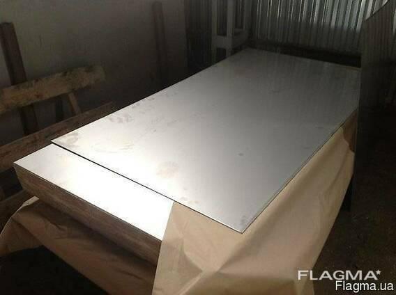 Жесть белая ЭЖК 0.30 х 712 х 820 мм 1.4/1.4, в листах