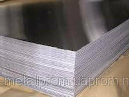 Лист н/ж 201 0, 8 (1, 25х2, 5) 4N+PVC листы нержавеющая. ..