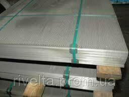 Лист нержавеющий AISI 304 3х1500х3000 мм 2B+PVC