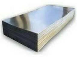 Лист нержавеющий AISI 430 САТ 1, 0*1000*2000 мм