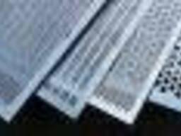 Лист перфорированный нержавейка 0, 8 AISI 304 (04Х18Н9)