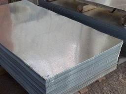 Лист оцинкований 0,4 - 2х1000 (1250)х2000(2500) мм