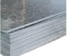 Лист оцинкованный 1, 2х1250х2500 мм