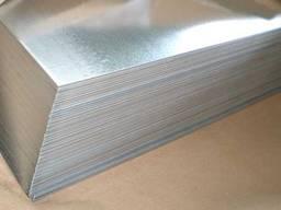 Лист оцинкованный 1*1000*2000 ГОСТ 8568-77