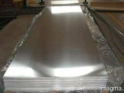 Нержавеющий лист 2 мм (1500х3000) зеркало