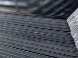 Лист плита 100 мм Сталь ст09г2с конструкционная низколегиров