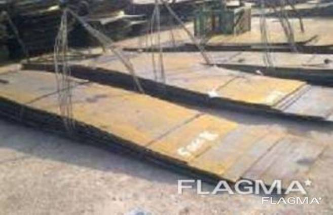 Лист пружинный стальной 65г d- 1,2 мм Х 750х2000