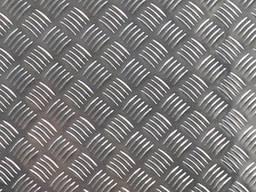 Лист риф 4алюминиевый 5754 АМГ3