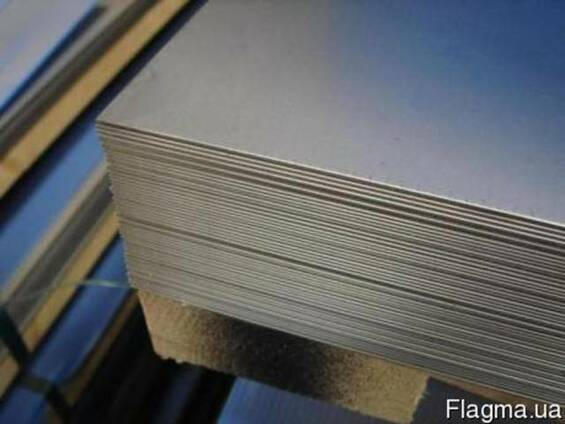 Нержавеющий лист 0,5мм AISI 321
