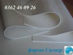 Лист силиконовый 500х500х5мм белый пищевой