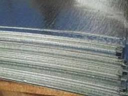 Лист стальной оцинокованный 2. 0х1500х3000 мм хк холоднокатан