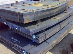 Лист стальной ст. 9ХС 40*1500*4000 мм