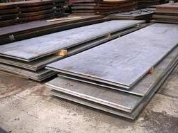 Лист сталь 65Г г/к раскрой 2, 5х1000х2500 мм