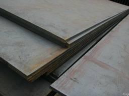 Лист сталеві товщина від 5мм до 120 мм ст. 09Г2С, 65Г, 20Х, 40Х, 45. Порізка в розмір