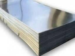 Лист стальной 4,5 мм