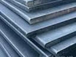 Лист стальной 40х2000х8000мм ст. 40Х