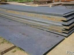 Лист стальной 6х2000х5500 мм 30ХГСА