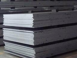 Лист стальной г/к конструкционный Ст 20, 45