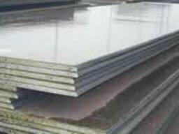 Лист стальной холоднокатаный 2, 0 х1000х2000; 1250х2500