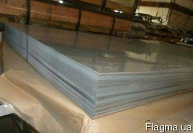 Лист н/ж 0,8*1000*2000 mm AISI 321 2В