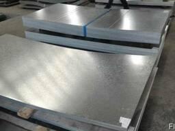 Лист стальной холоднокатаный 08кп (0, 8х1000х2000)