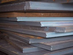 Лист стальной, плита сталь 5ХНМ купить