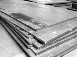 Лист ст. 40Х толщина 110мм