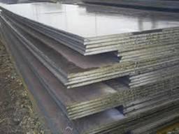 Лист стальной горячекатанный ст 40Х 30х1500х6000 мм гк