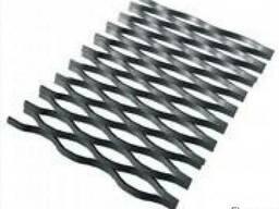 Лист ПВЛ (просечно-вытяжной) алюминиевый 16/6x1,3x0,8/1000x4400