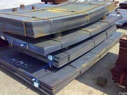 Лист стальной ст. 65Г 2х1000х2000 мм купить цена актуальна