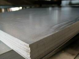 Лист углеродистый качественный ст20, 45 Лист 2 мм ст 20, 45
