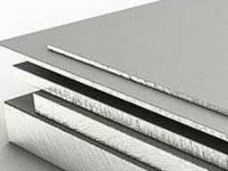 Алюминиевый лист 1х1250х2500 алюминий прокат листовой