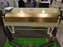 Листогиб ручной сегментный ESF1260B, ESF1500