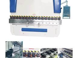 Листогибочный гидравлический пресс ВС67-К (Китай)