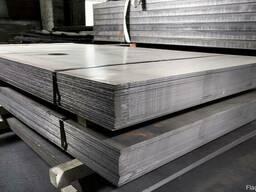 Лист стальной 4 мм 4х1500х6000, 4х2000х6000 ст. 09Г2С ст. 45
