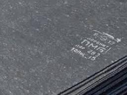 Листовой паронит ПОН-Б 2.0мм 1500*3000мм