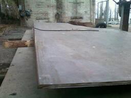 Листы Д16 толщиной 5 мм-25 мм