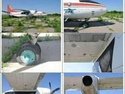 Літак АН-26 бортовий 4L-26020;