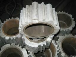 Литье алюминия по газифицируемым моделям