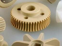 Литье и штамповка из пластмассы
